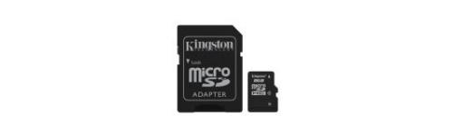 Tarjetas MicroSD