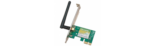 Tarjetas de red PCI - WIFI