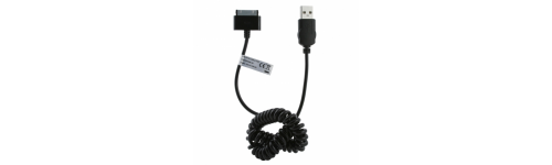 Cables y Adapt. compatibles Apple - 30 Pines