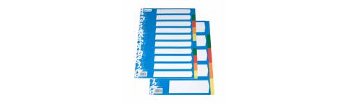 Carpetas y Archivadores:Archivos e Indice