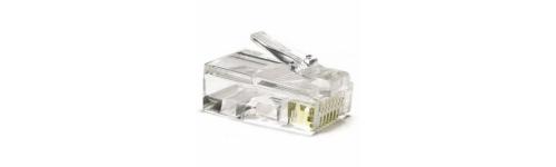 Conectores RJ45 / RJ11