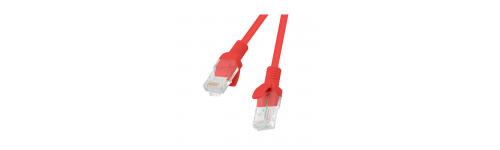 Cables de Red + 5 mt