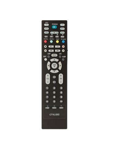 MANDO A DISTANCIA CTVLG02 COMPATIBLE CON TV LG - NO PRECISA PROGRAMACIÓN - Imagen 1