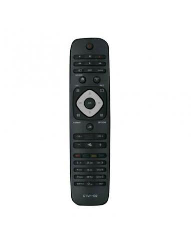 MANDO A DISTANCIA CTVPH02 COMPATIBLE CON TV PHILIPS - NO PRECISA PROGRAMACIÓN - Imagen 1