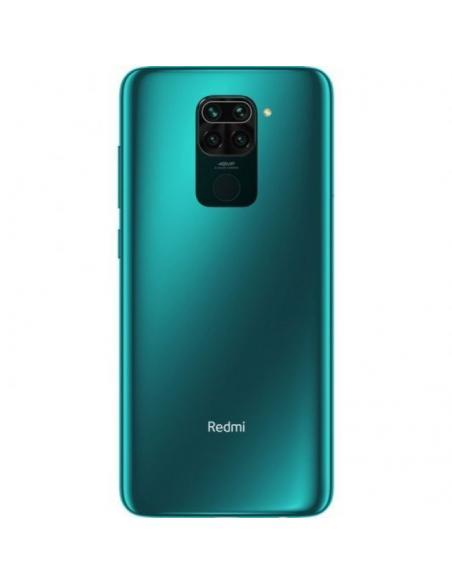 SMARTPHONE MÓVIL XIAOMI REDMI NOTE 9 FOREST GREEN - 6.53'/16.5CM - MTK HELIO G85 - 3GB RAM - 64GB - CAM (48+8+2+2)/13 MP - 4G -