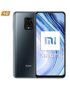 SMARTPHONE MÓVIL XIAOMI REDMI NOTE 9 PRO GRIS INTERESTELAR - 6.67'/16.9CM - SNAPDRAGON 720G - 6GB RAM - 64GB - CAM (64+8+5+2)/16