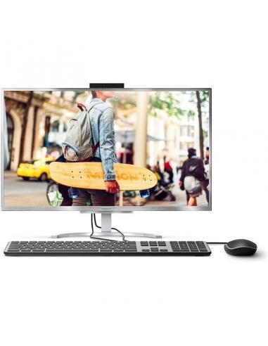PC ALL IN ONE MEDION AKOYA E23401 MD61808 - I5-8250U 1.6GHZ - 8GB - 256GB SSD PCIE NVME - 23.8'/60.4CM FHD - WIFI - BT - HDMI -