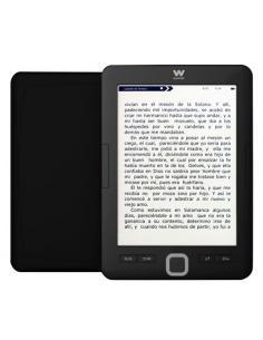 Libro electrónico Ebook Woxter Scriba 195/ 6'/ tinta electrónica/ WiFi/ Negro - Imagen 1