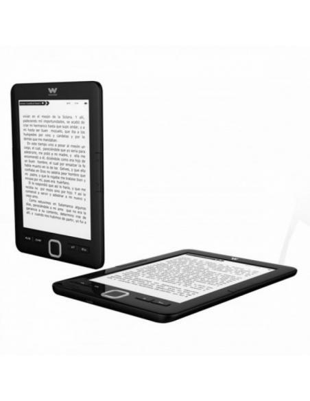Libro electrónico Ebook Woxter Scriba 195/ 6'/ tinta electrónica/ WiFi/ Negro - Imagen 4