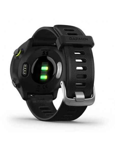 Smartwatch Garmin Forerunner 55/ Notificaciones/ Frecuencia Cardíaca/ GPS/ Negro - Imagen 4