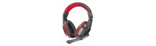 Gaming - Auriculares y Microfonos